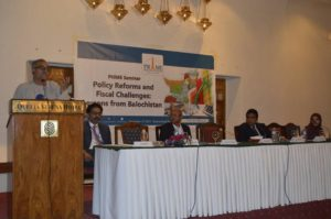 Image of Policy Reforms and Fiscal Challenges - Lessons from Balochistan