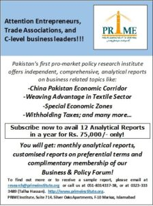 PRIME Analytical Reports Package