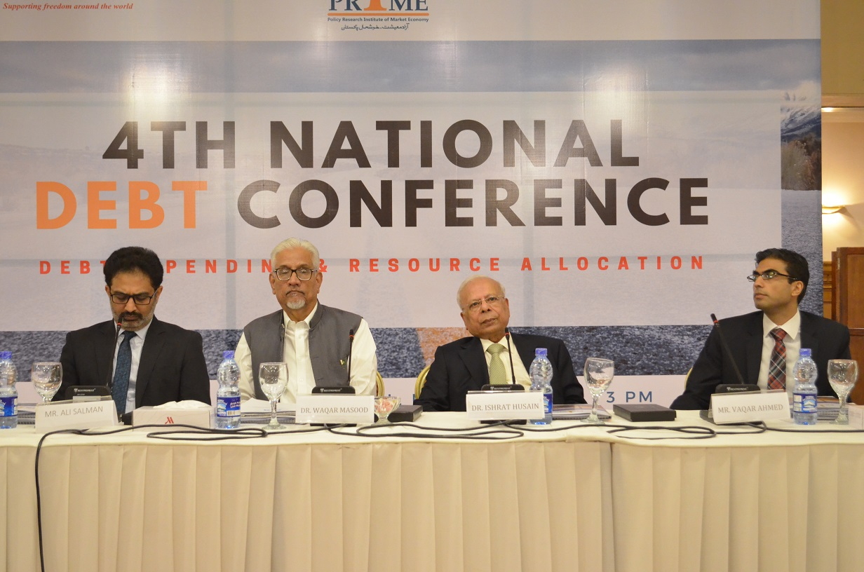 4th National Debt conference Panel 1