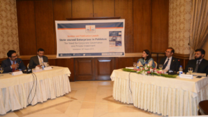 Image of State Owned Enterprises in Pakistan - Seminar & Publication Launch